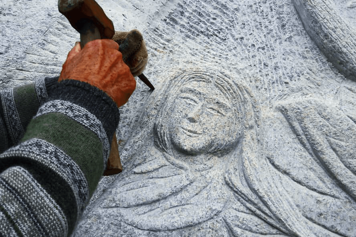 Maria sempre foi sensível a Deus!