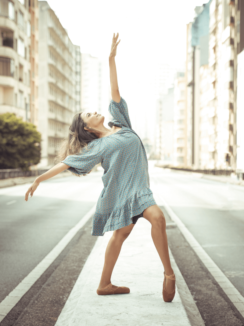Dança e ser humano inteiro