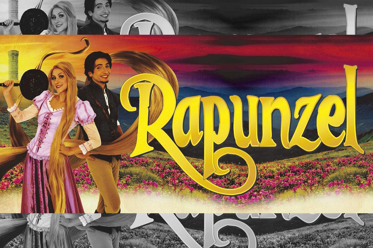 """Eu Prefiro a Grama - """"Rapunzel - O Espetáculo"""""""