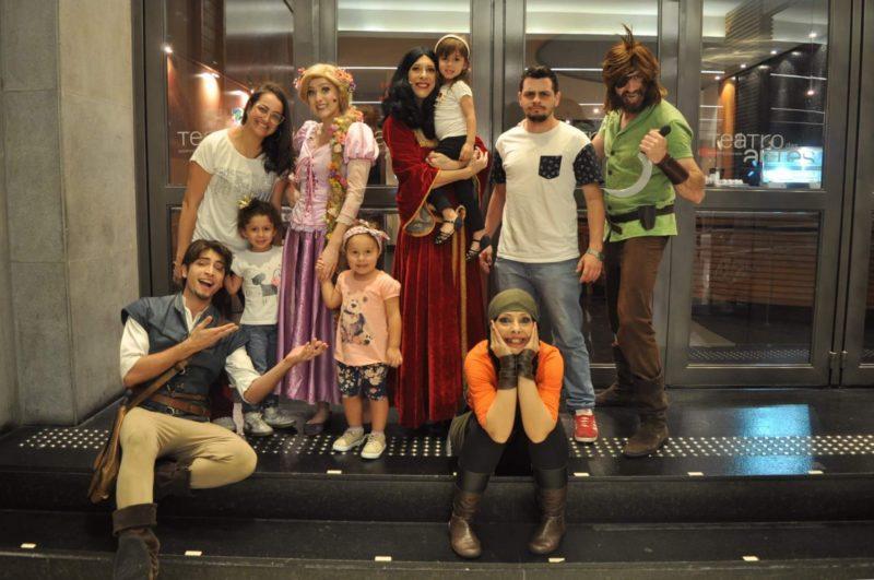 """""""Rapunzel – O Espetáculo"""""""