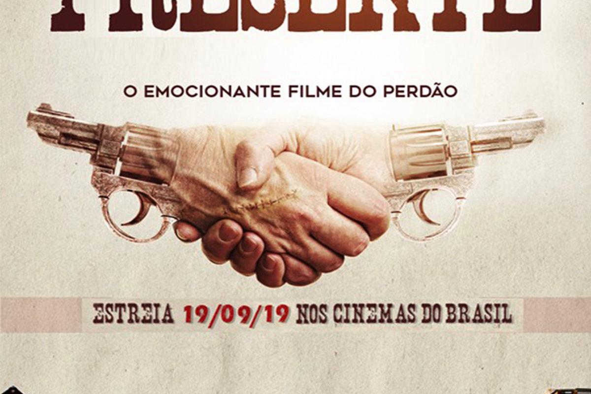 """Cartaz de Divulgação do Filme """"O Maior Presente"""""""